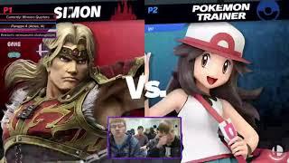 D4C (Simon) vs Gobbles (Trainer) - Paragon 4 Ultimate Singles