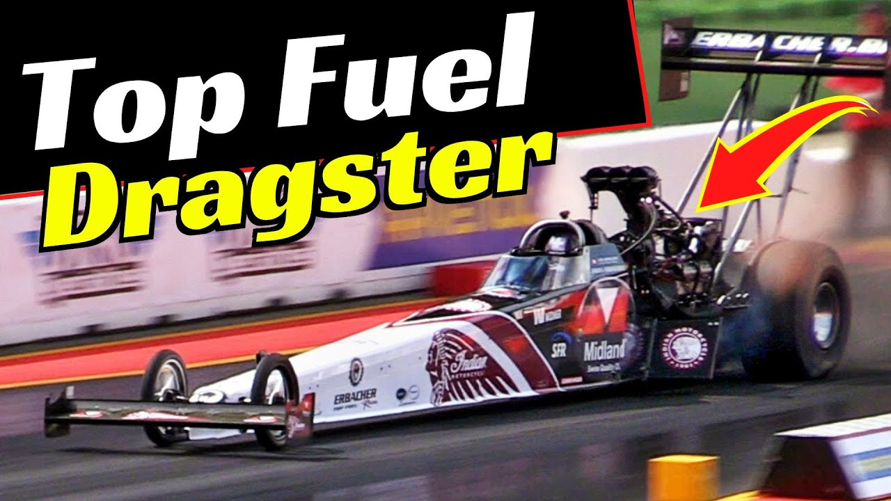 Top Fuel Dragster, CRAZY MONSTERS, 1,000ft in 3.9 seconds at 490 Km/h! The LOUDEST Sound Ever, 150dB