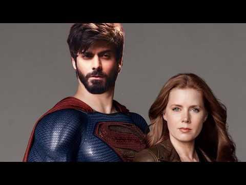 Fawad Khan Face on Superman Body HD 1080p