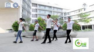 """Hướng dẫn Flashmob """"Crazy Dance"""" Earth Day Việt Nam 2015"""