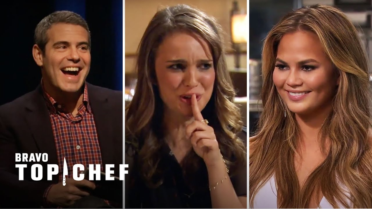 Download Top Chef's Flirtiest Moments & Scandals (Mashup) | Top Chef