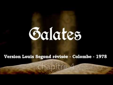 GALATES (version Colombe)