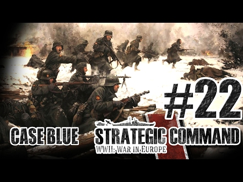 Strategic Command: WWII   #22   La liberación de Siria