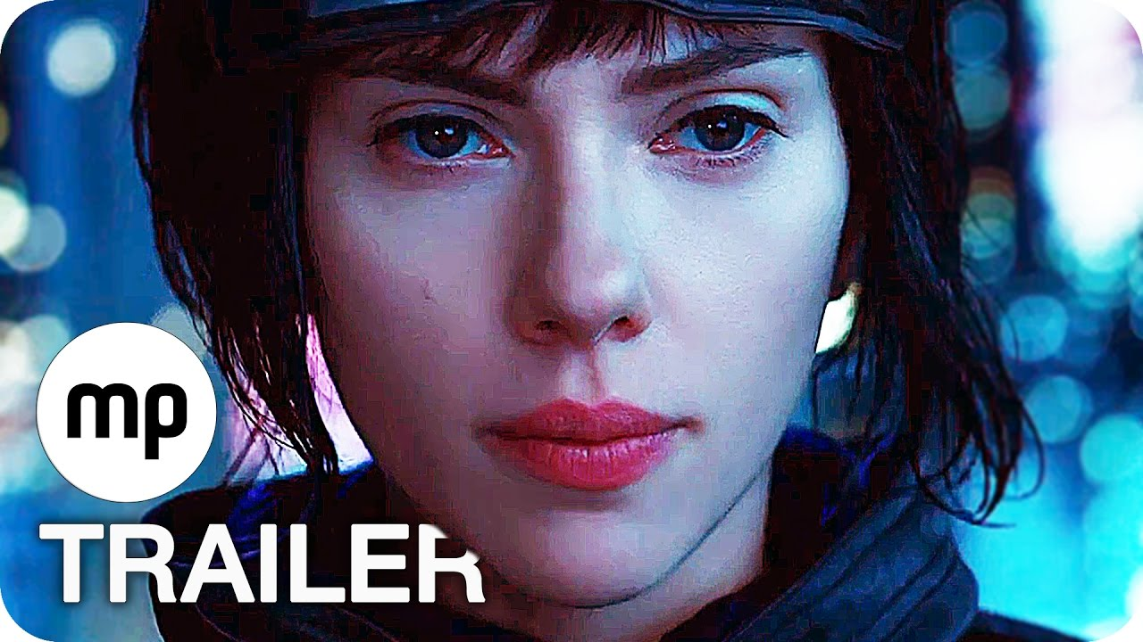 ghost in the shell trailer deutsch