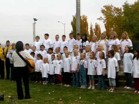 Big Water School Choir