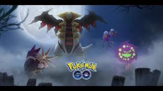 Pokemon Walk Night