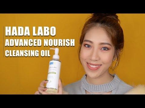 Review Dầu Tẩy Trang Hada Labo Advanced Nourish [Vanmiu Beauty]