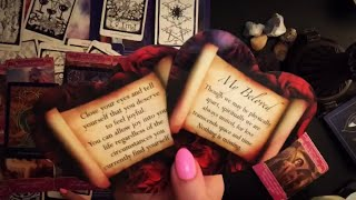 👼🏻AA MICHAEL made himself CLEAR😮❗️DIVINE INTERVENTION in LOVE ASAP. Love Tarot Reading