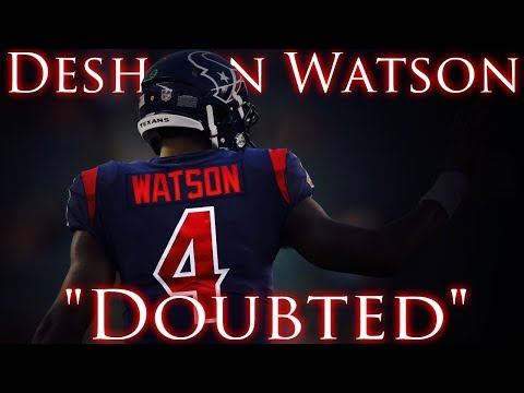 "Deshaun Watson ||""Doubted""|| 2017 Highlights ᴴᴰ"