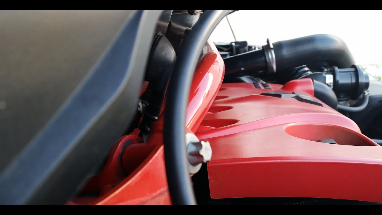 Mitsubishi Colt Czt Change The Engine Coolant Youtube