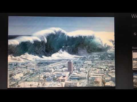 An Angel Gave Me A Command 3 Times: California Tsunami Warning! Part 2
