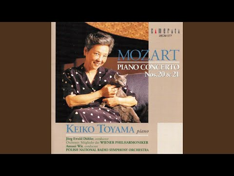Piano Concerto No. 20 in D Minor, K. 466: I. Allegro