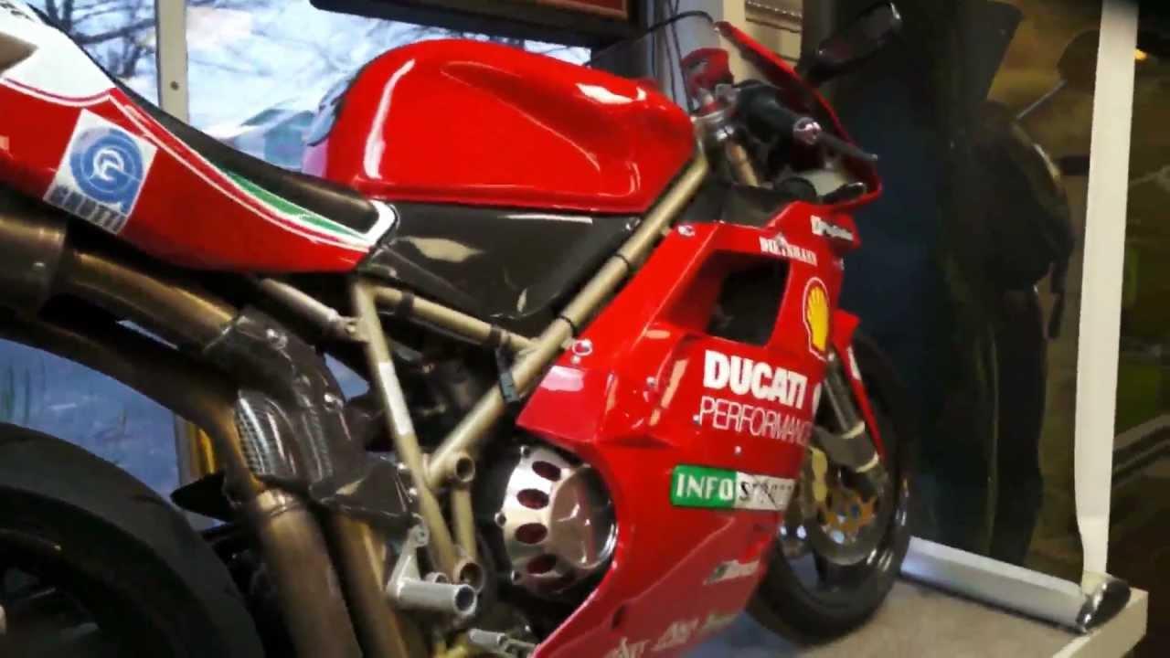 2000 ducati 748 r custom corse - snapshot - youtube