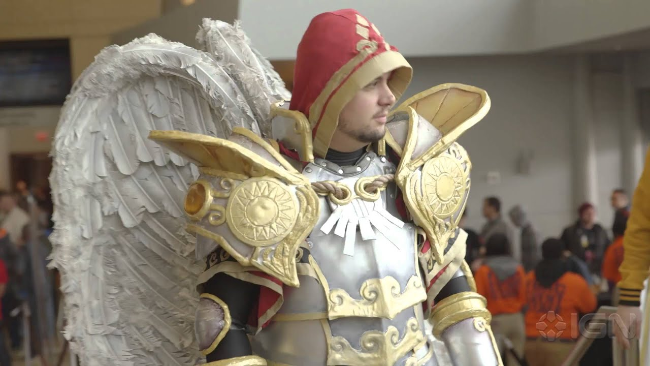 Amazing Cosplay in 60 Seconds from Smite World ...
