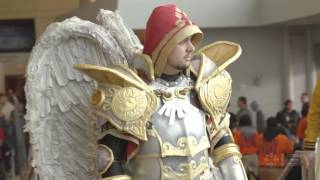 Amazing Cosplay in 60 Seconds from Smite World Championship 2016