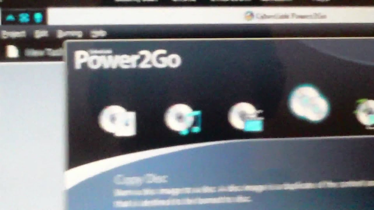power2go v6