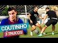 Los TOP 3 TRUCOS de PHILIPPE COUTINHO en FC BARCELONA PARA METER GOLES (Tutoriales)