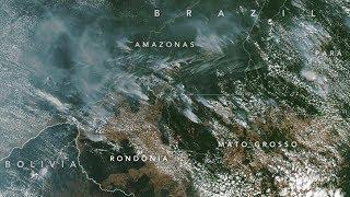 """A NASA e o desmatamento da Amazônia """"abaixo da média"""" (#Pirulla 274)"""