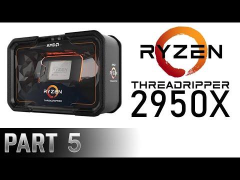 Ryzen Threadripper 2950X: Overclocking w/ PBO - Part 5