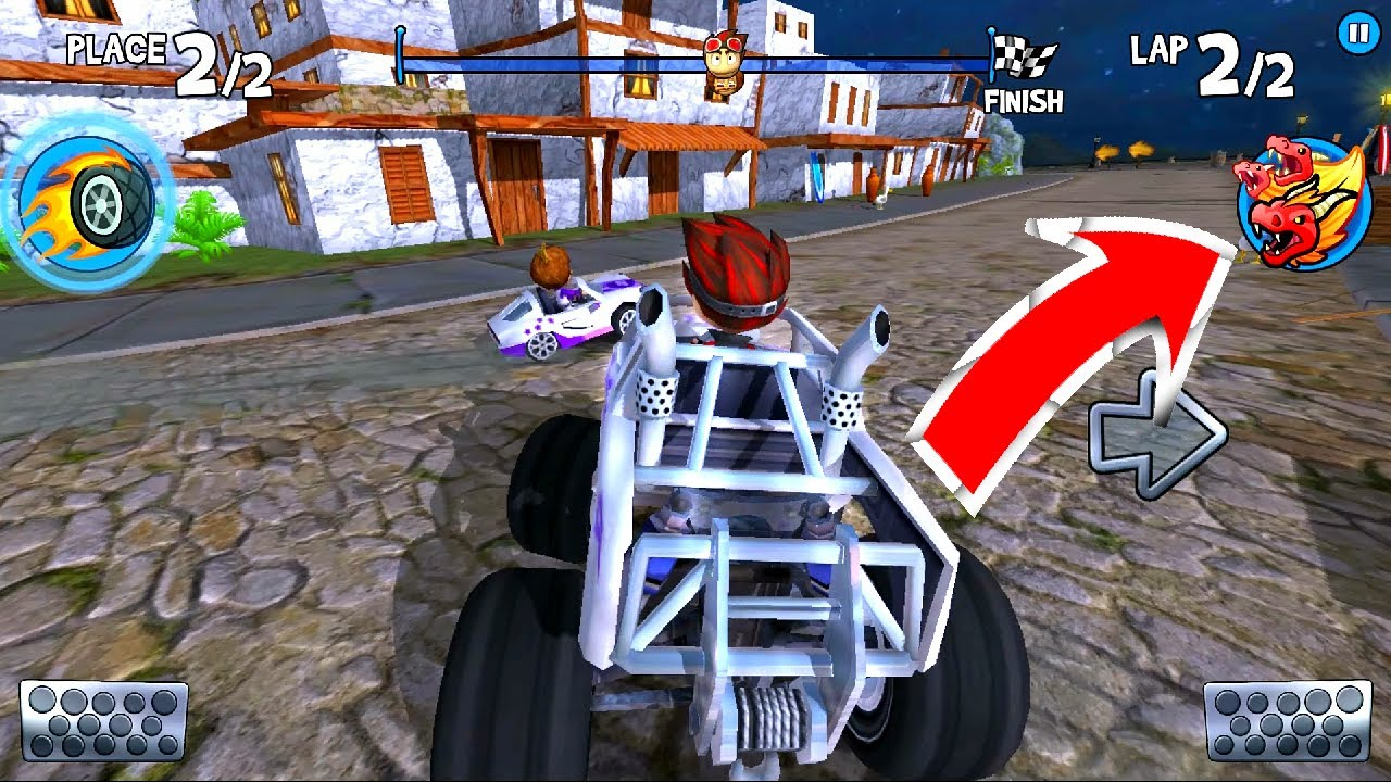 Lambini Jimmy Vs Rez Stomper Adventure   Beach Buggy Racing