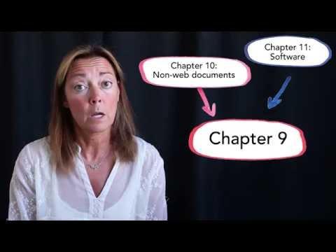 Chapter 9, Part 1: Web