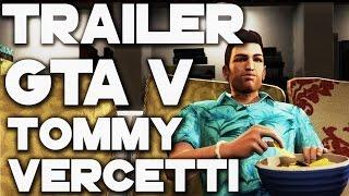 TOMMY VERCETTI RETURNS | GTA V TRAILER GAMEPLAY