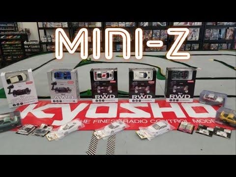 New Mini-z Shipment
