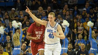 Highlights: UCLA men's basketball hits 17 threes against Cal