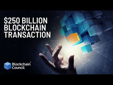 HSBC Completes $250 Billion Blockchain Processed Transactions In The Year 2018 | Blockchain Council