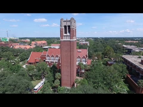 Episode 4: University of Florida Campus & Drone Crash?!