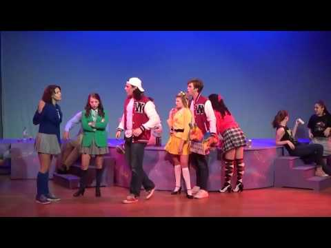 Big Fun - Heathers the Musical (Enter Stage Left Theater)