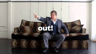 """Patton Oswalt In The Coup's """"The Magic Clap"""""""