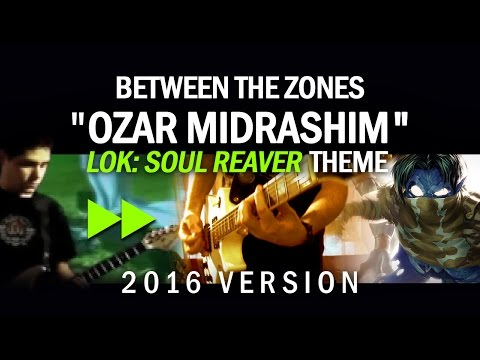 LoK: Soul Reaver theme - Rock/Metal cover (2016 REMAKE!)