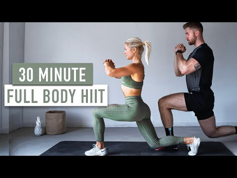 No Equipment INTENSE FULL BODY CRUSHER - HIIT WORKOUT I no repeat I stronger together
