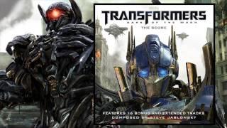 Space Bridge - Transformers: Dark of the Moon [Deluxe Score] by Steve Jablonsky