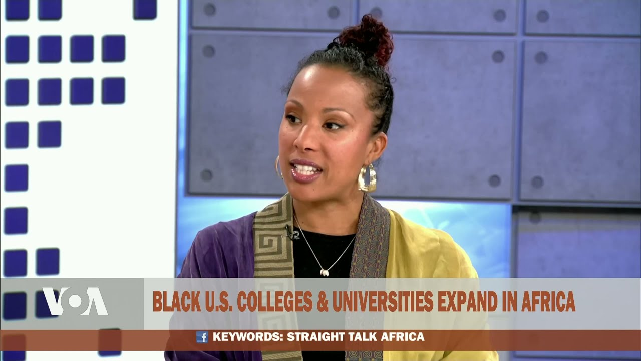 Historically Black U.S. Colleges and Universities Expand in Africa - Straight Talk Africa