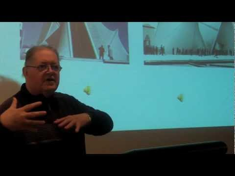Richard Toop Talks Music and Architecture | RMIT Gallery