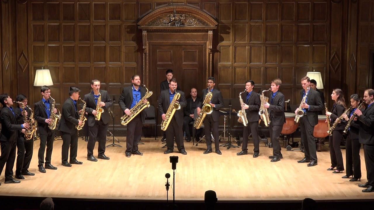 ESP - Peer Gynt Suite No. 1, Op. 46: Edvard Grieg, arr. Clancy Ellis