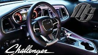 🔴 2019 Dodge Challenger - INTERIORS | Best Car - Motorshow