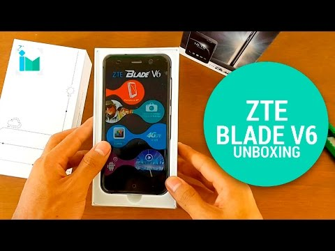 Greg from zte v6 plus unboxing moresoaps
