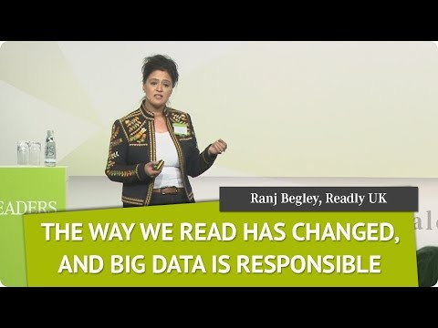 The Way We Read has Changed | Ranj Begley, Readly UK | Global Female Leaders 2017