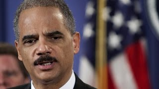 Replacing Attorney General Eric Holder: Ready for a Political Bloodbath?