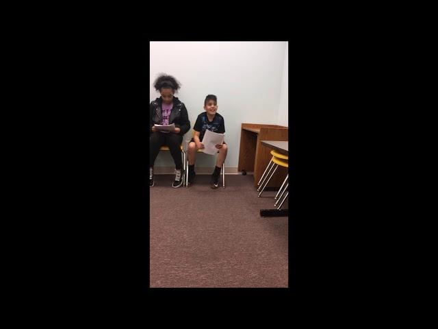 Life Center 5th grade practice