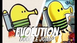 DOODLE JUMP - Evolution
