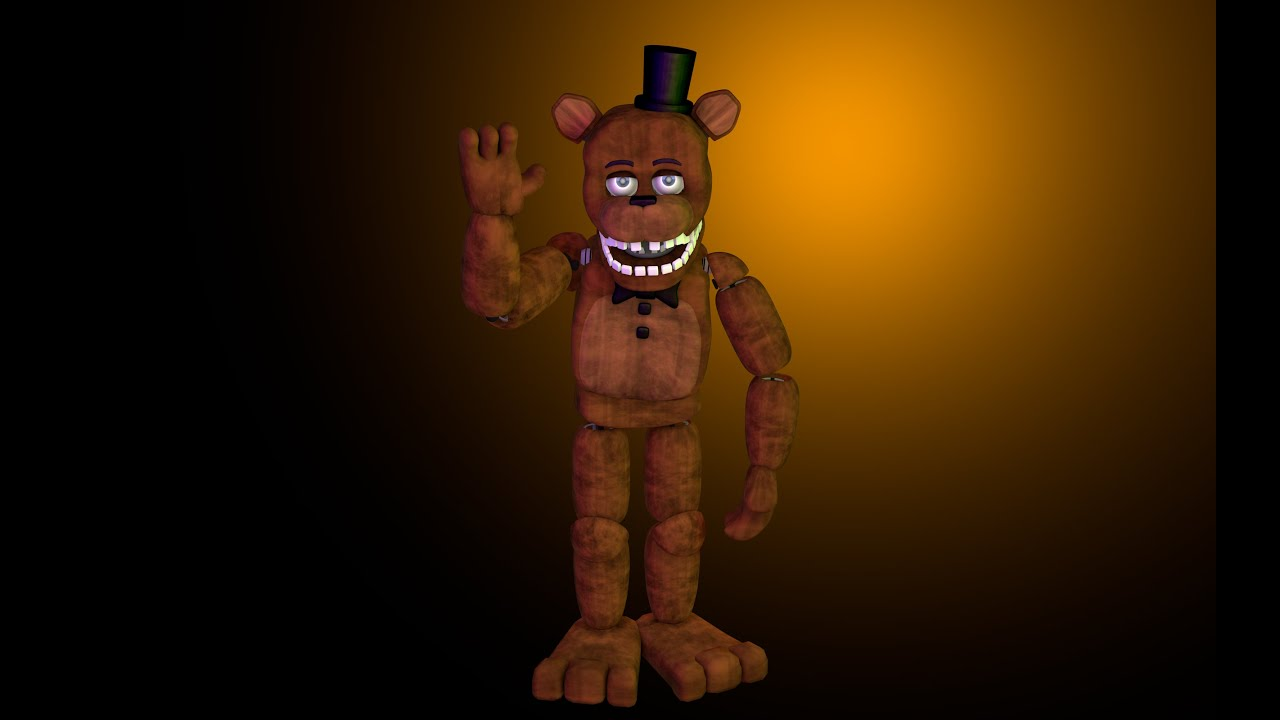 Unwithered Freddy Model Related Keywords & Suggestions