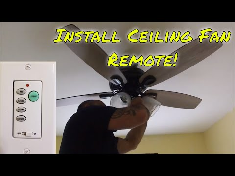 how-to-install-a-ceiling-fan-remote-control