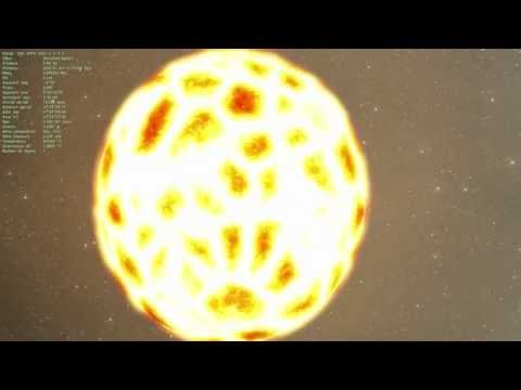 ZIRCONIUM STARS - What are they and how do they form? - Space Engine