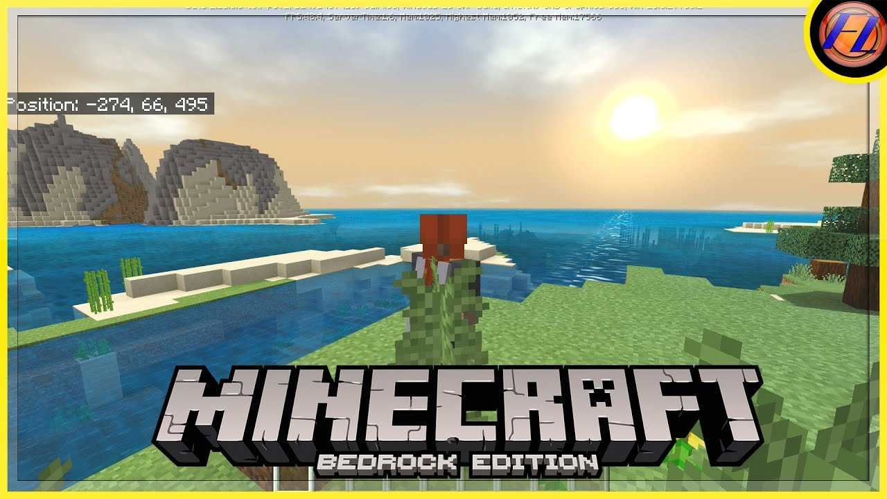 BEST SHADERS for Minecraft Bedrock! [MCPE, XBOX ONE, WIN11]