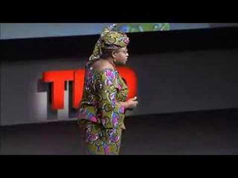 Ngozi Okonjo-Iweala: How to help Africa? Do business there