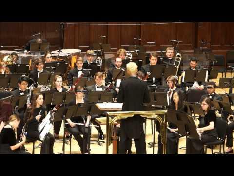 Selections from The Danserye, Tielman Susato - Detroit Symphony Civic Wind Ensemble, 4/29/2014